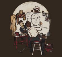 Doctor Rockwell by Creative Outpouring