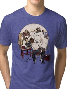 Doctor Rockwell Tri-blend T-Shirt