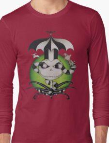 BeetleJack - black Long Sleeve T-Shirt
