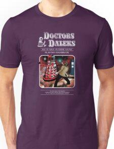 Doctors & Daleks Unisex T-Shirt