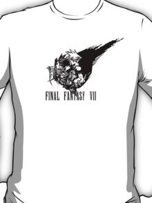 Final Fantasy VII logo T-Shirt