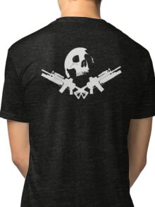 Modern Calico Tri-blend T-Shirt