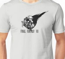 Final Fantasy VII logo 2 Unisex T-Shirt
