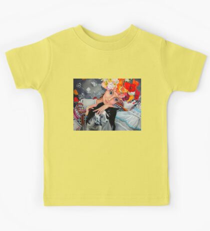 Ukrainian Beauty Kids Tee