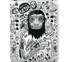 Idées noires iPad Case/Skin