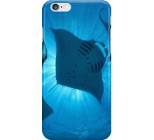 MANTA MADNESS iPhone Case/Skin