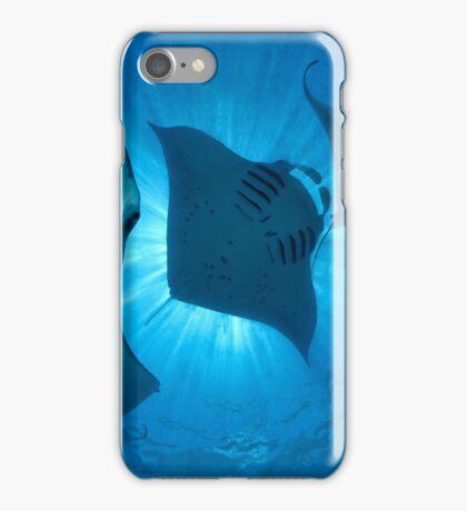 MANTA MADNESS iPhone Case/Skin