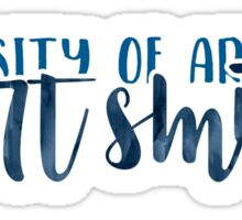 UAFS - Style 1 Sticker