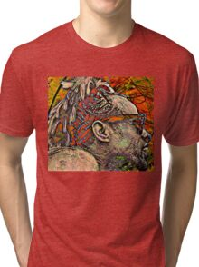 Psychedelic... What a Trip!! Tri-blend T-Shirt