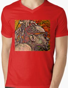 Psychedelic... What a Trip!! Mens V-Neck T-Shirt