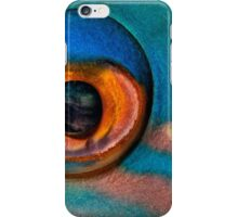 EYE CONTACT iPhone Case/Skin