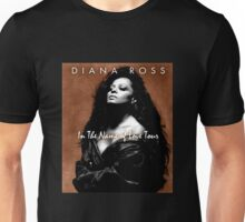 diana ross in the name of love tour dolly Unisex T-Shirt