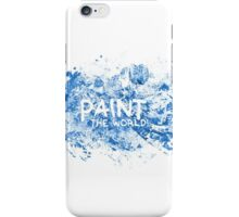 Paint the World! iPhone Case/Skin