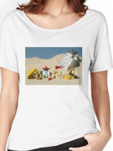 Lego Tatooine picnic Women's Relaxed Fit T-Shirt