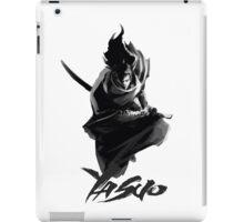 Yasuo iPad Case/Skin