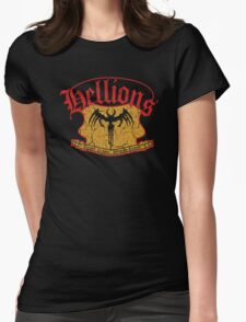 Hellions Motorcycle Club Womens Fitted T-Shirt