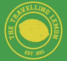 The Travelling Lemon est. 2011 by kimberbatch