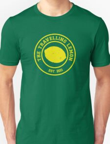 The Travelling Lemon est. 2011 T-Shirt