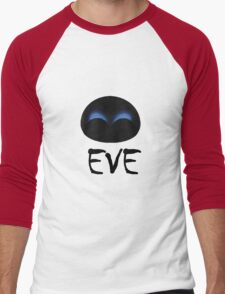 Eve Wall E Men's Baseball ¾ T-Shirt