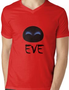 Eve Wall E Mens V-Neck T-Shirt