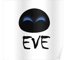 Eve Wall E Poster