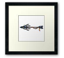 Eagle Spear - Marcus Framed Print