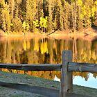 Autumn Lake by Danny Key