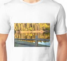 Autumn Lake Unisex T-Shirt