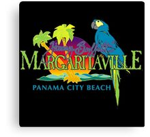 jimmy buffett's margaritaville panama city beach dolly Canvas Print
