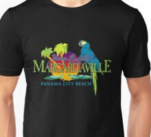 jimmy buffett's margaritaville panama city beach dolly Unisex T-Shirt