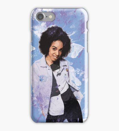 Doctor Who Companion Bill iPhone Case/Skin