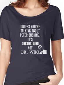 I am the Doctor Women's Relaxed Fit T-Shirt
