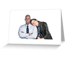peralta & Holt Greeting Card