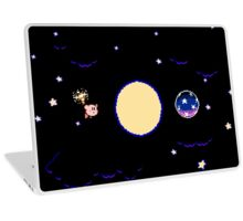 Kirby Vs. Nightmare Orb Laptop Skin