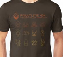 Faultline 40k | League of Frenemies | Warm Unisex T-Shirt