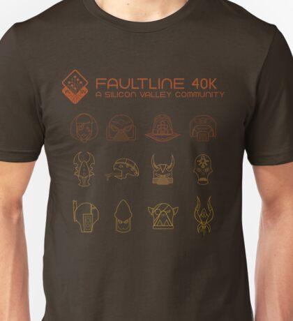 Faultline 40k   League of Frenemies   Warm Unisex T-Shirt
