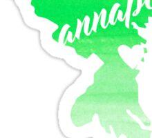 Annapolis Sticker
