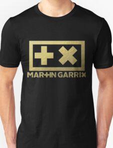 martin Garrix Gold Texture Unisex T-Shirt