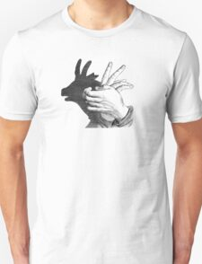 Hands Shadow image T-Shirt