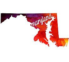 Maryland Photographic Print