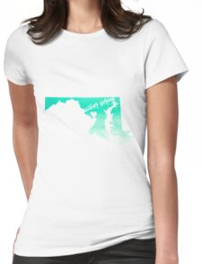 Silver Spring Womens Fitted T-Shirt