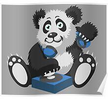 DJ Panda Poster