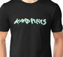 kardplays Green/Blue Unisex T-Shirt