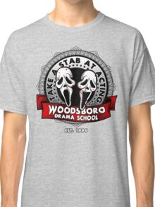 Woodsboro Drama School Classic T-Shirt