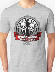 Woodsboro Drama School T-Shirt