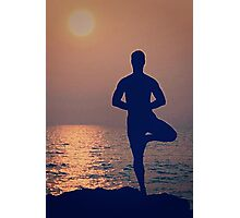Best Yoga Photographic Print