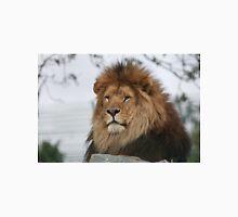 Face of Male Lion  Unisex T-Shirt
