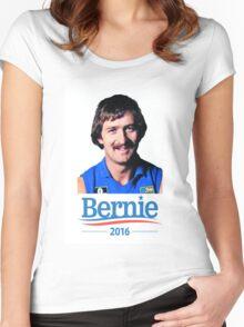 Bernie (Quinlan) 2016 Merch! Women's Fitted Scoop T-Shirt