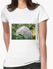 white hydrangea T-Shirt