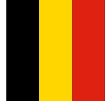Belgian Flag by UraniumSnap